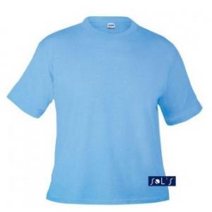 T-Shirt unisexo Imperial Sol´s gola redonda com 190 grs.
