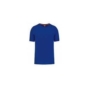 T-shirt 60% alg. bio e 40% pol reciclado,160gr.Lavável a 60°