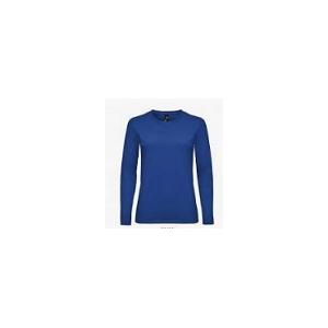 T-shirt m/comprida IMPERIAL LSL de senhora,100% alg.190g/m2