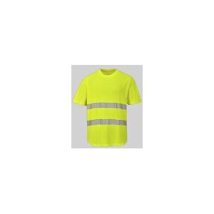 T-shirt A.V. Mesh 55% Algodão, 45% Poliéster 175g
