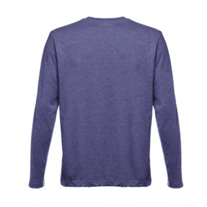 T-shirt de manga comprida 100% algodão, 150g/m2