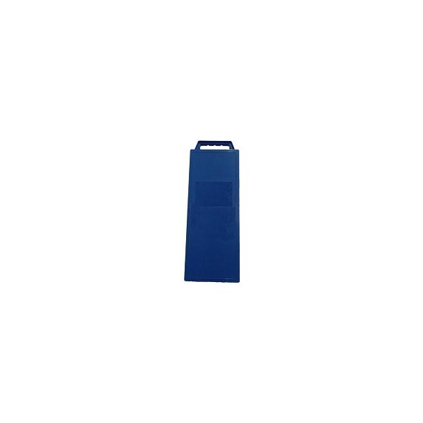 Caixa em plástico para luvas isolantes Dim:475X175X52mm