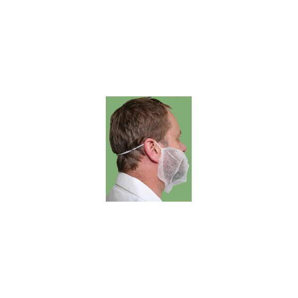 Cobre Barba descartável de polipropileno