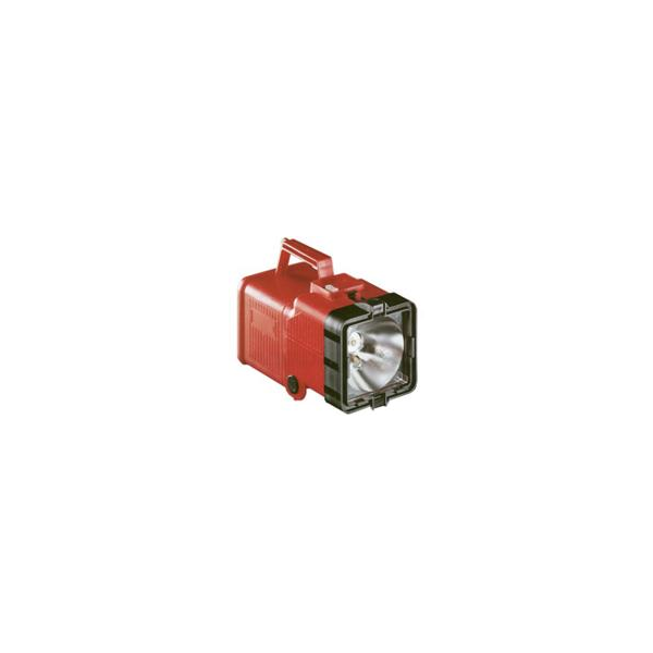 Lanterna Emergência TOP2 OVA c/ acumuladores herméticos